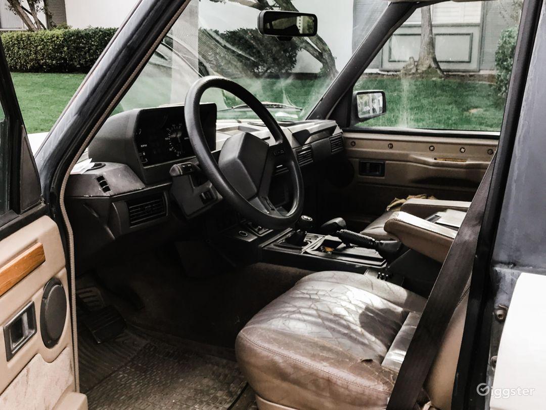 1989 Range Rover Classic  Photo 5
