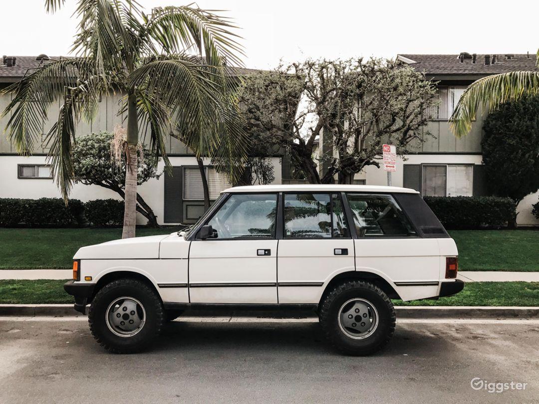 1989 Range Rover Classic  Photo 1