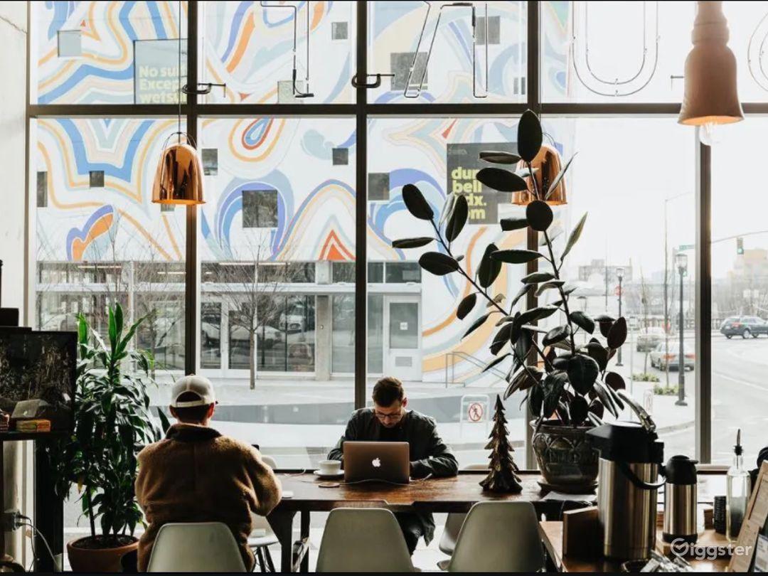 Beautiful Urban Surf Shop and Café Photo 1