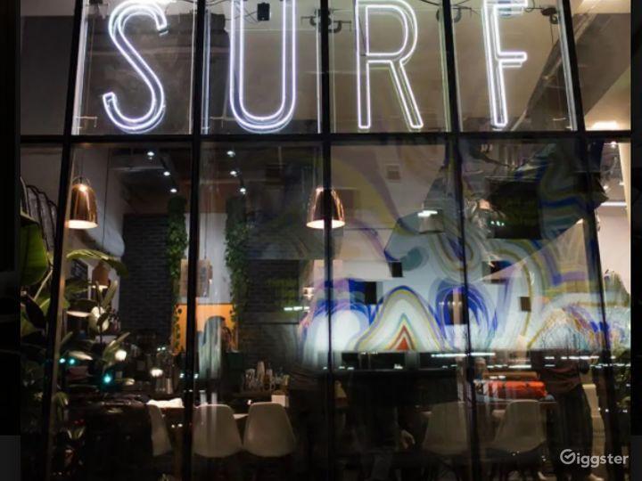 Beautiful Urban Surf Shop and Café Photo 4