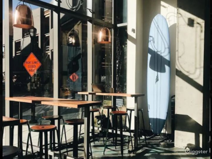 Beautiful Urban Surf Shop and Café Photo 2