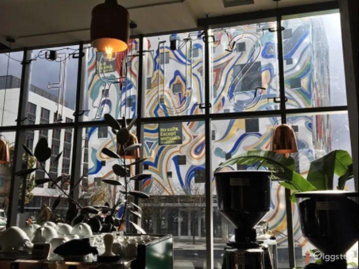 Beautiful Urban Surf Shop and Café Photo 5