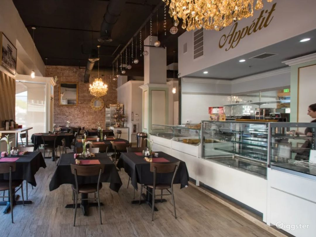 Chic & Trendy French Bistro with European Flair Photo 1