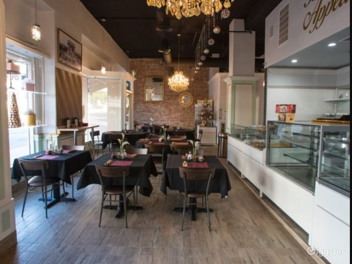 Chic & Trendy French Bistro with European Flair Photo 5