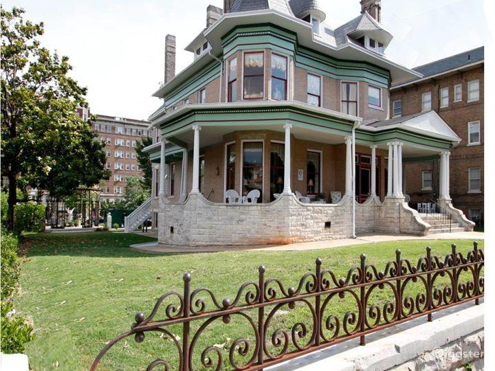 National Historic VICTORIAN QUEEN ANNE Mansion Photo 5