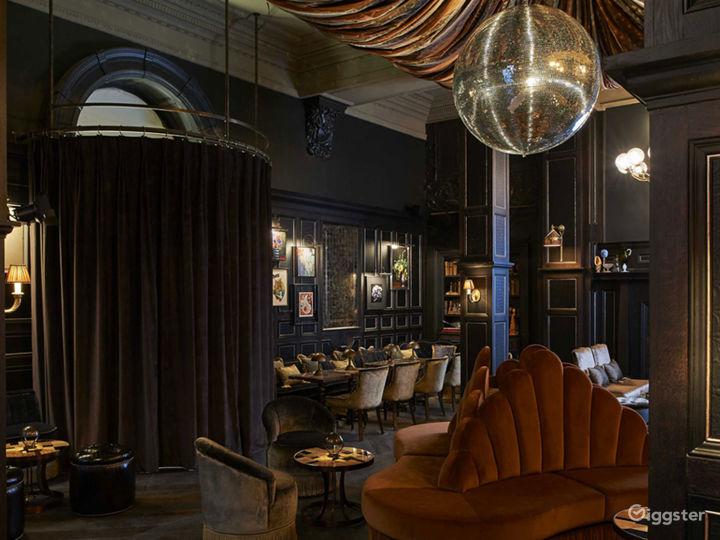 Glamorous Cocktail Bar in Bloomsbury, London  Photo 3