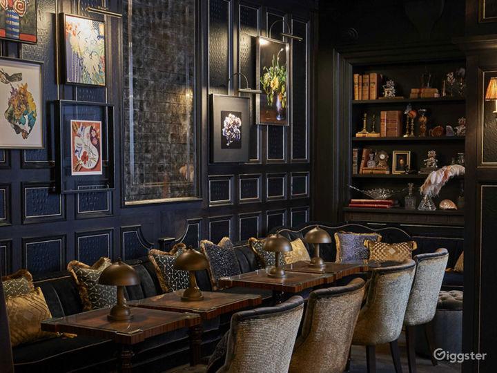 Glamorous Cocktail Bar in Bloomsbury, London  Photo 4