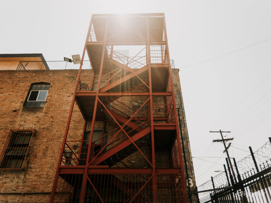 Spacious Downtown LA Industrial Warehouse w/ Patio Photo 5