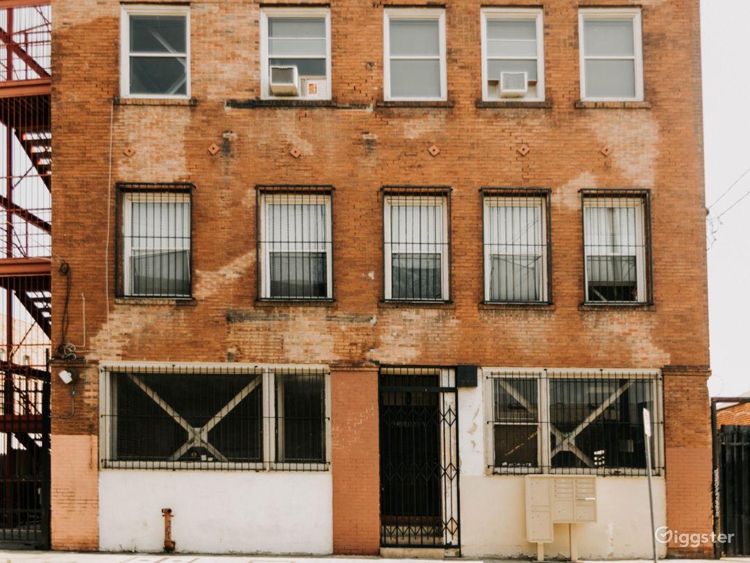 10 Down Studios 1st Floor / Street view