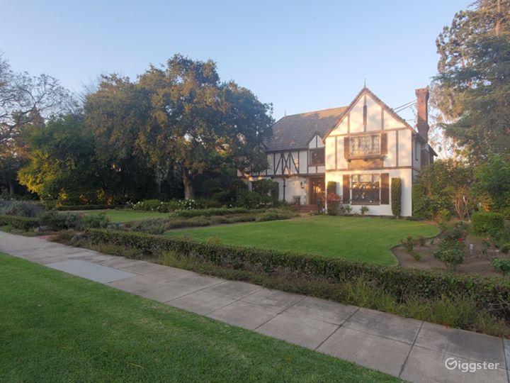 Gorgeous English Tudor House in Pasadena  Photo 3