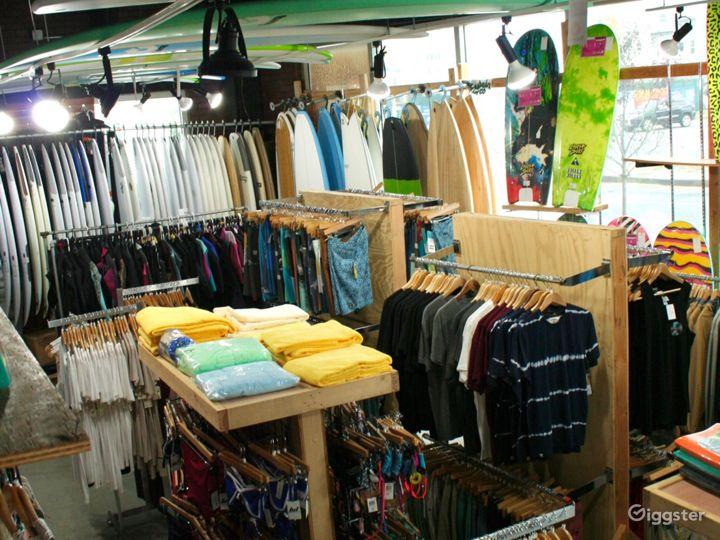 Surf and Skate Shop
