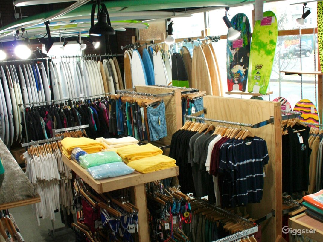 Surf and Skate Shop Photo 1