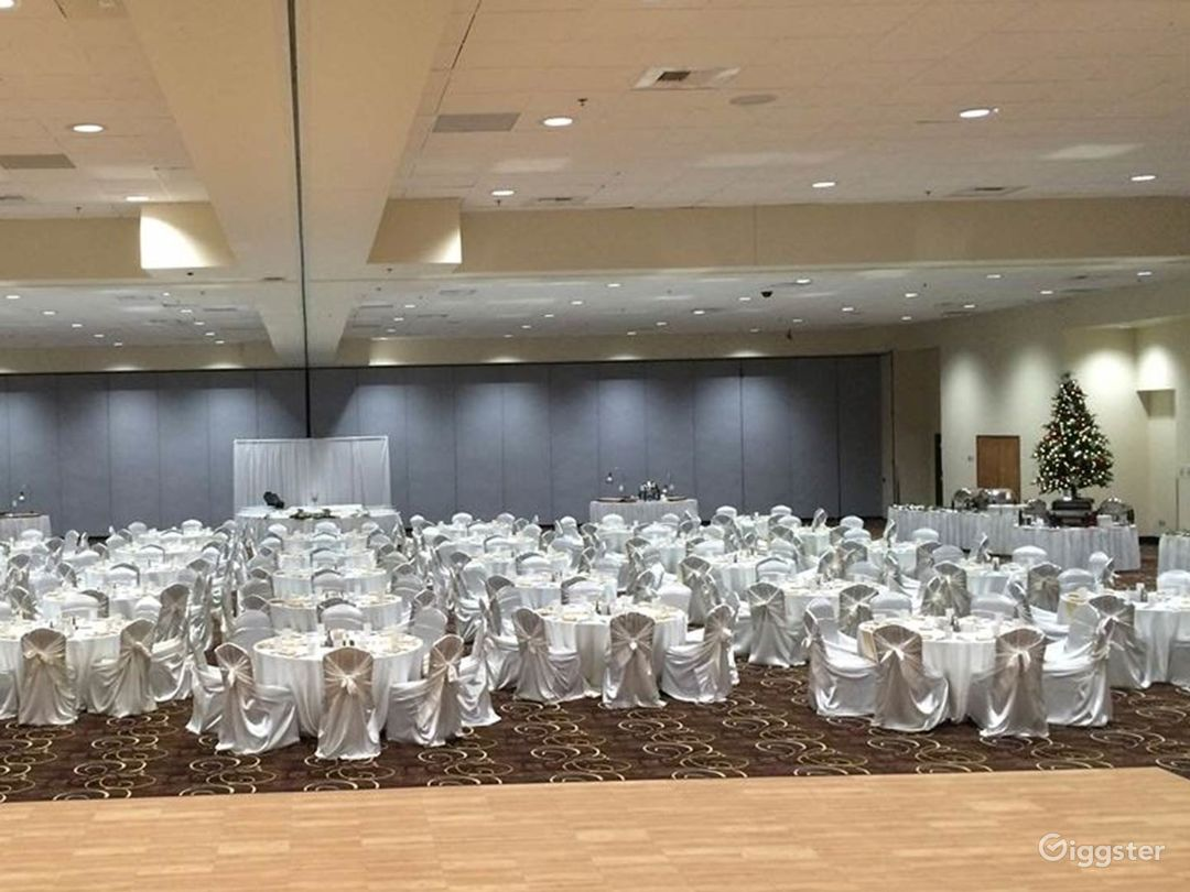 Fascinating Hotel Ballroom in Lincoln Photo 1