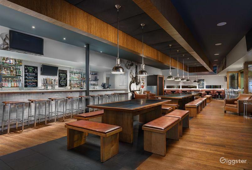 Modern Bar and Lounge in LA Photo 1