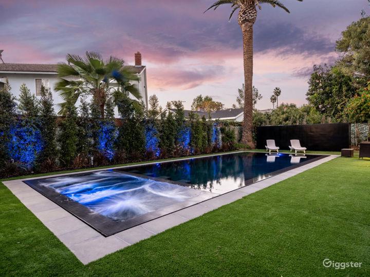 Beautiful Sherman Oaks Mansion For TV/Movies/Photo Photo 5