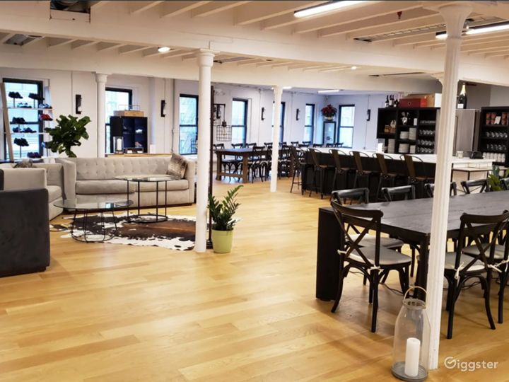 Stylish Modern Loft For Private Events in New York Photo 5