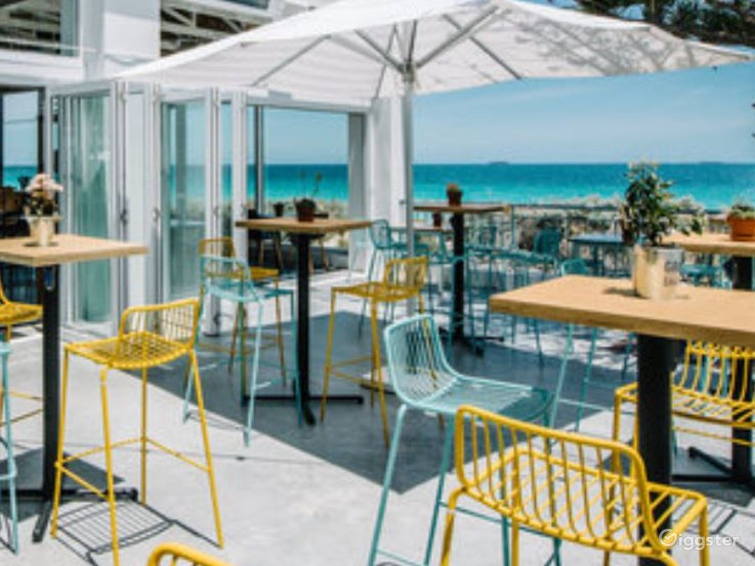 Sunny Cargo Bar Great for Summertime Venue Photo 1