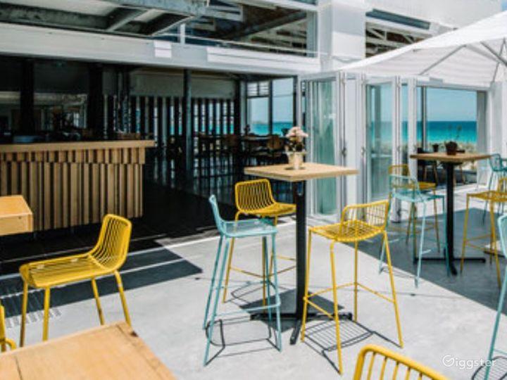 Sunny Cargo Bar Great for Summertime Venue Photo 3