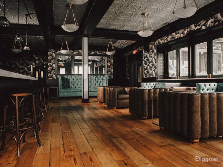 Bar, club, lounge, restaurant: Location 5222 Photo 3