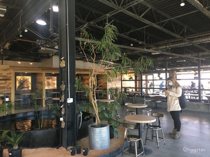 Incredible Cafe in Santa Fe Photo 4