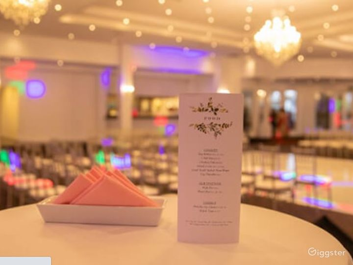 Perfect Pearl Ballroom for your Events Photo 5