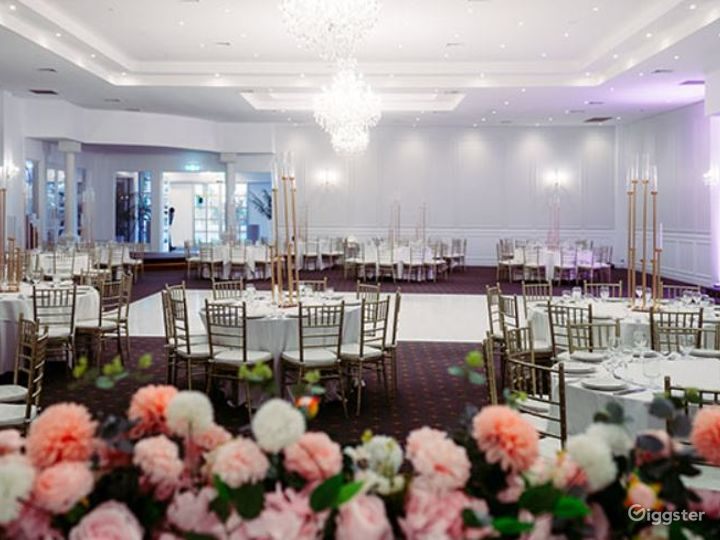 Perfect Pearl Ballroom for your Events Photo 2