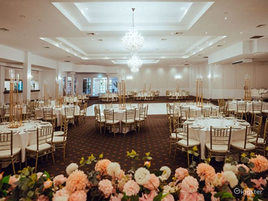 Perfect Pearl Ballroom for your Events Photo 1