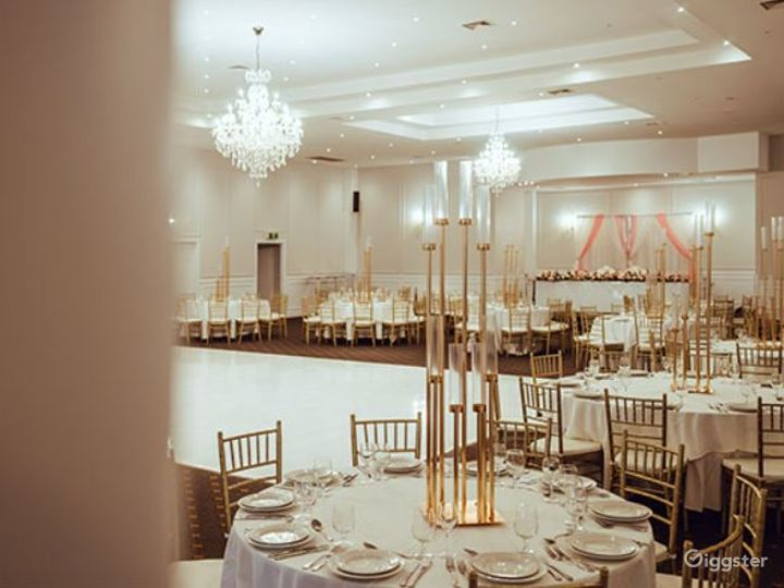 Perfect Pearl Ballroom for your Events Photo 3
