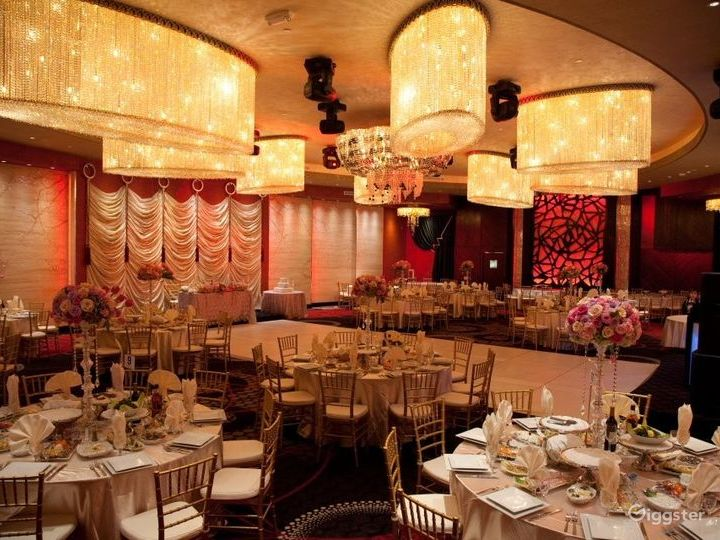 Luxurious and Spacious Banquet Hall in Glendale Photo 4