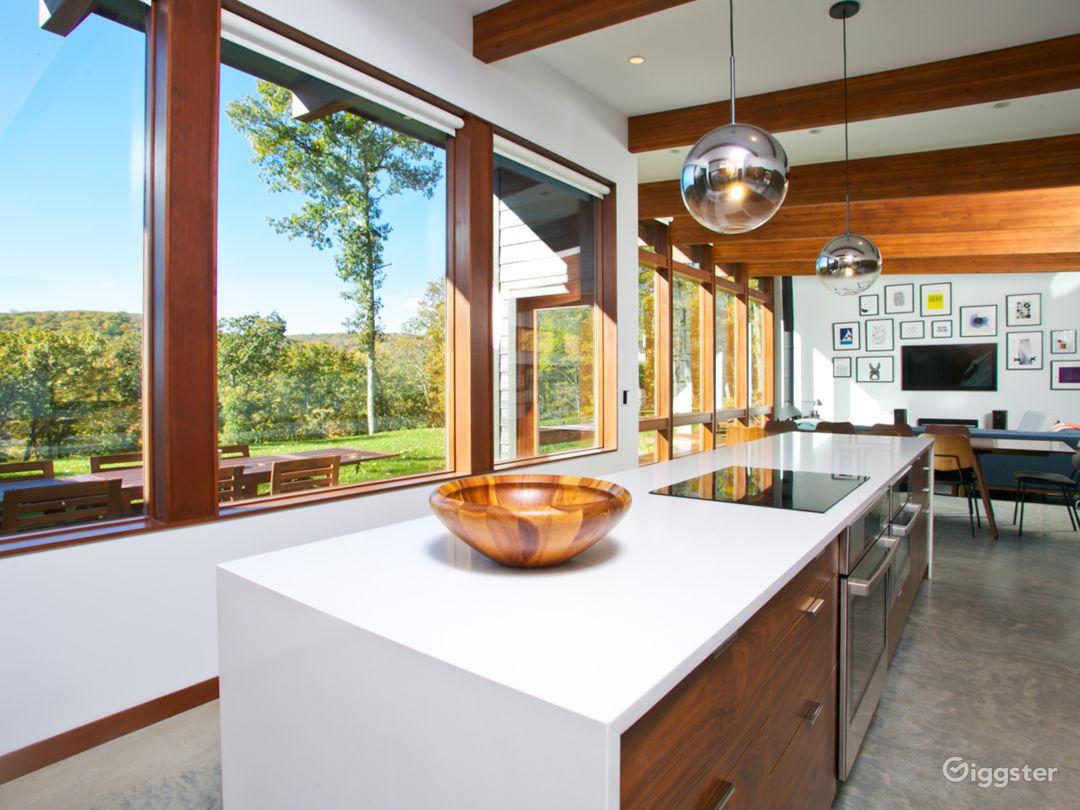 The Glass Cabin Photo 1