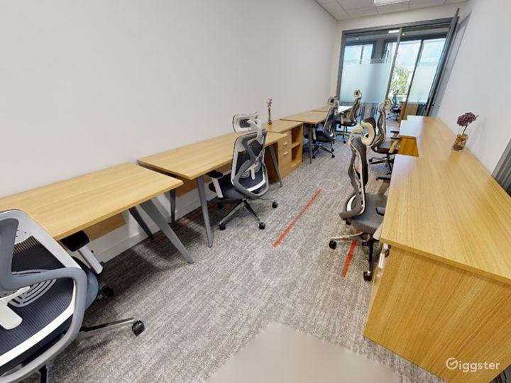 Team Private Office in Miami