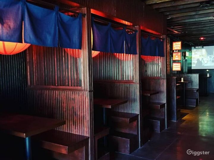 Fun and Unique Japanese Inspired bar in Louisville Photo 2