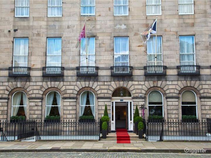 Unique William Playfair Suite in Edinburgh Photo 4