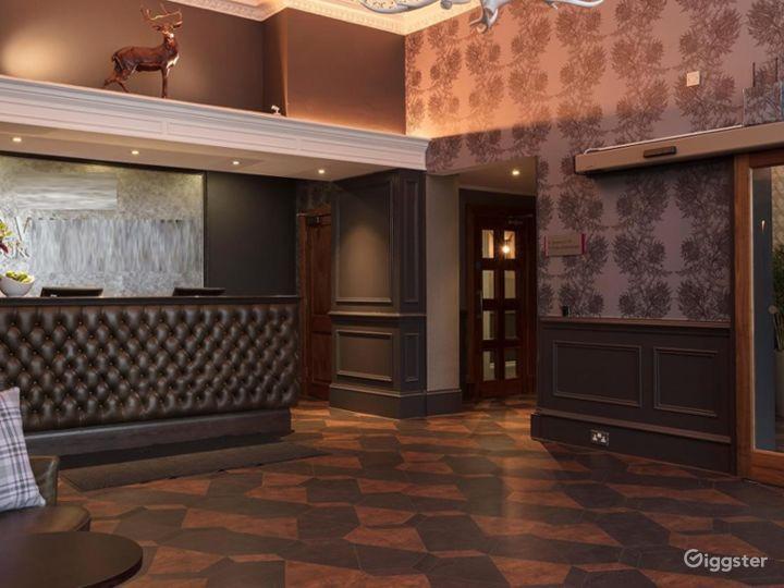 Unique William Playfair Suite in Edinburgh Photo 2