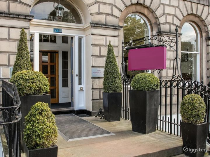 Unique William Playfair Suite in Edinburgh Photo 3