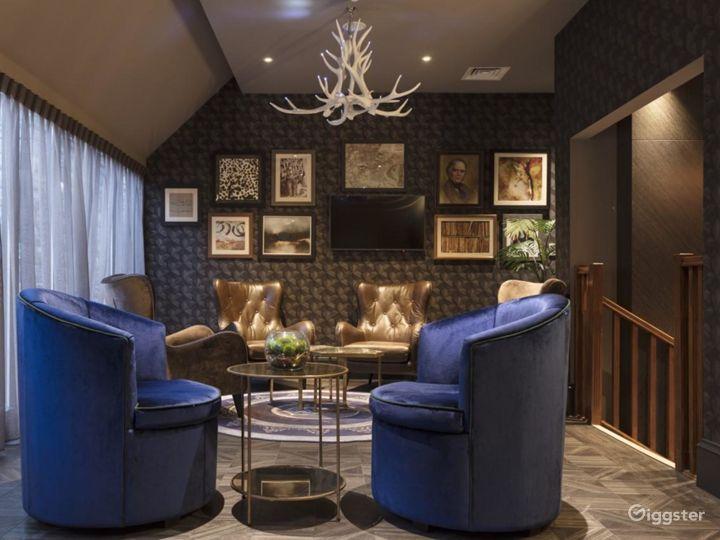 Unique William Playfair Suite in Edinburgh