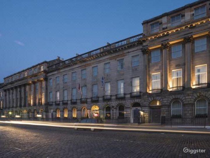 Unique William Playfair Suite in Edinburgh Photo 5