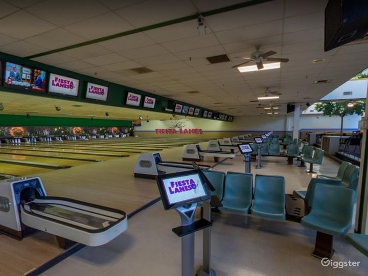 Bowling Alley with a Festive Vibe (Full Buyout) Photo 2