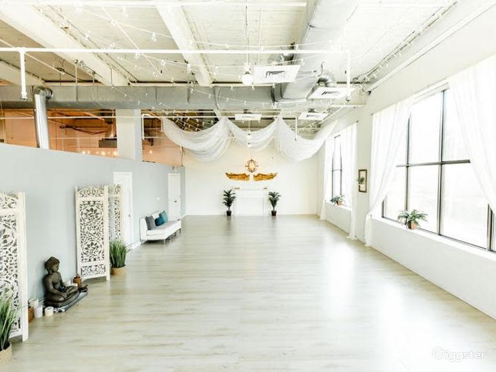 Mindfully Designed Serene Studio Photo 2