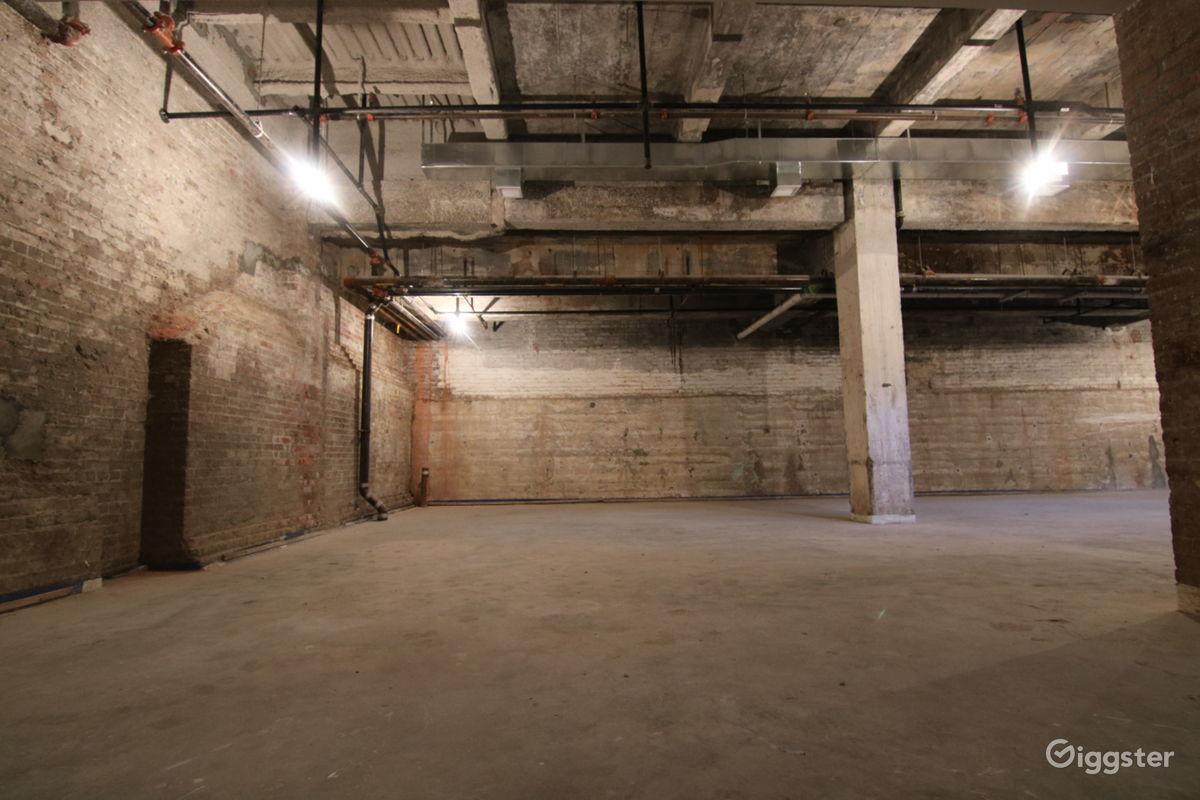 The Dumbo Warehouse New York Rental
