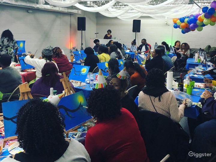 Spacious Event Venue in Laurel Photo 5