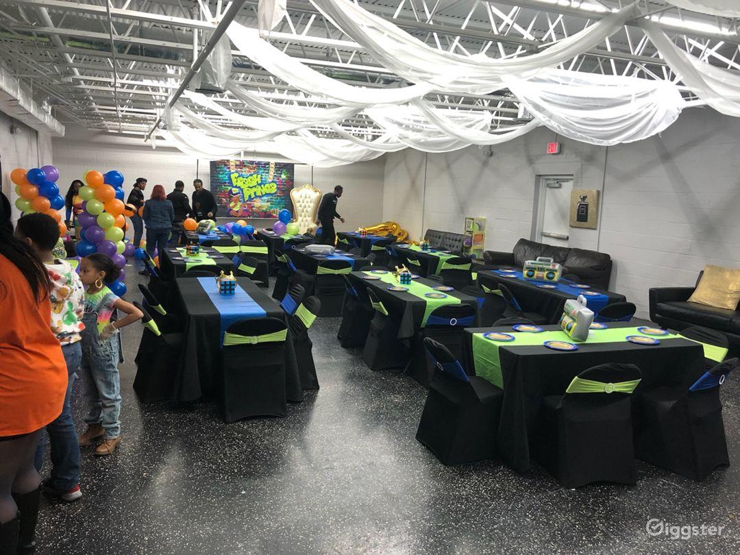 Spacious Event Venue in Laurel Photo 1