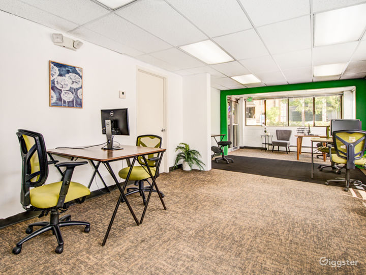 Laid Back Co-working Space in Seattle Photo 2