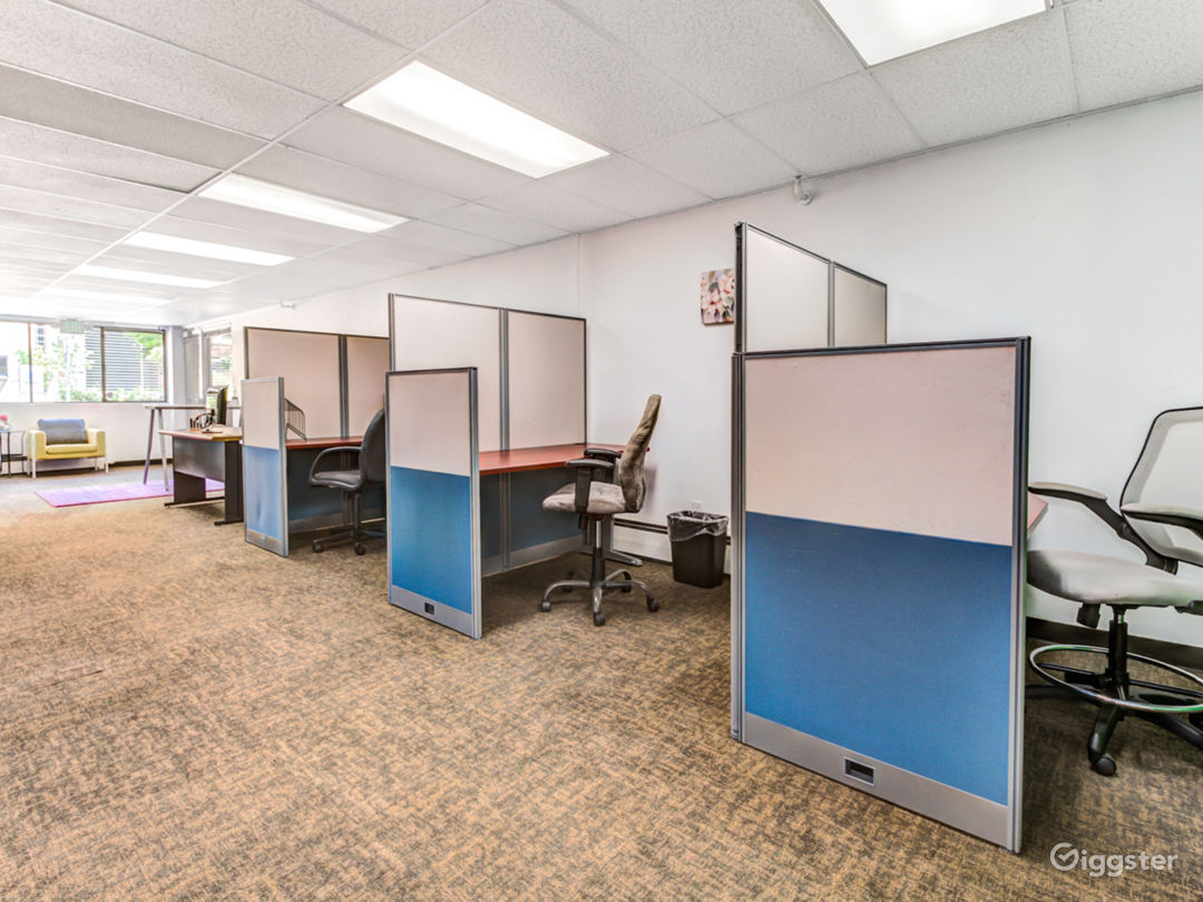 Laid Back Co-working Space in Seattle Photo 1