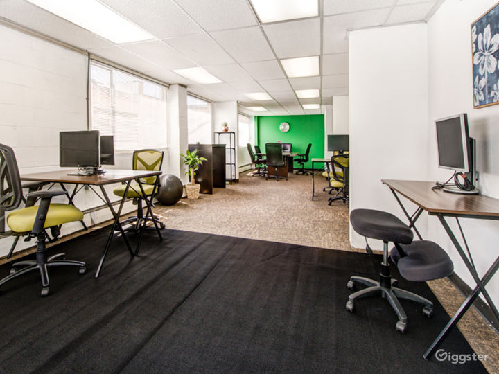 Laid Back Co-working Space in Seattle Photo 4