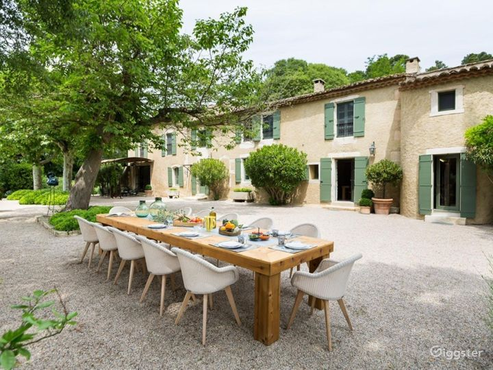 Traditional farmhouse in the heart of Provence! Photo 4