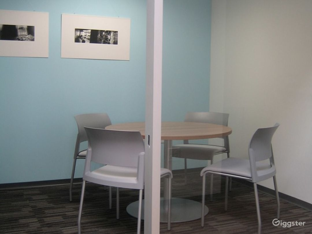 Furnished Small Conference Room Photo 1