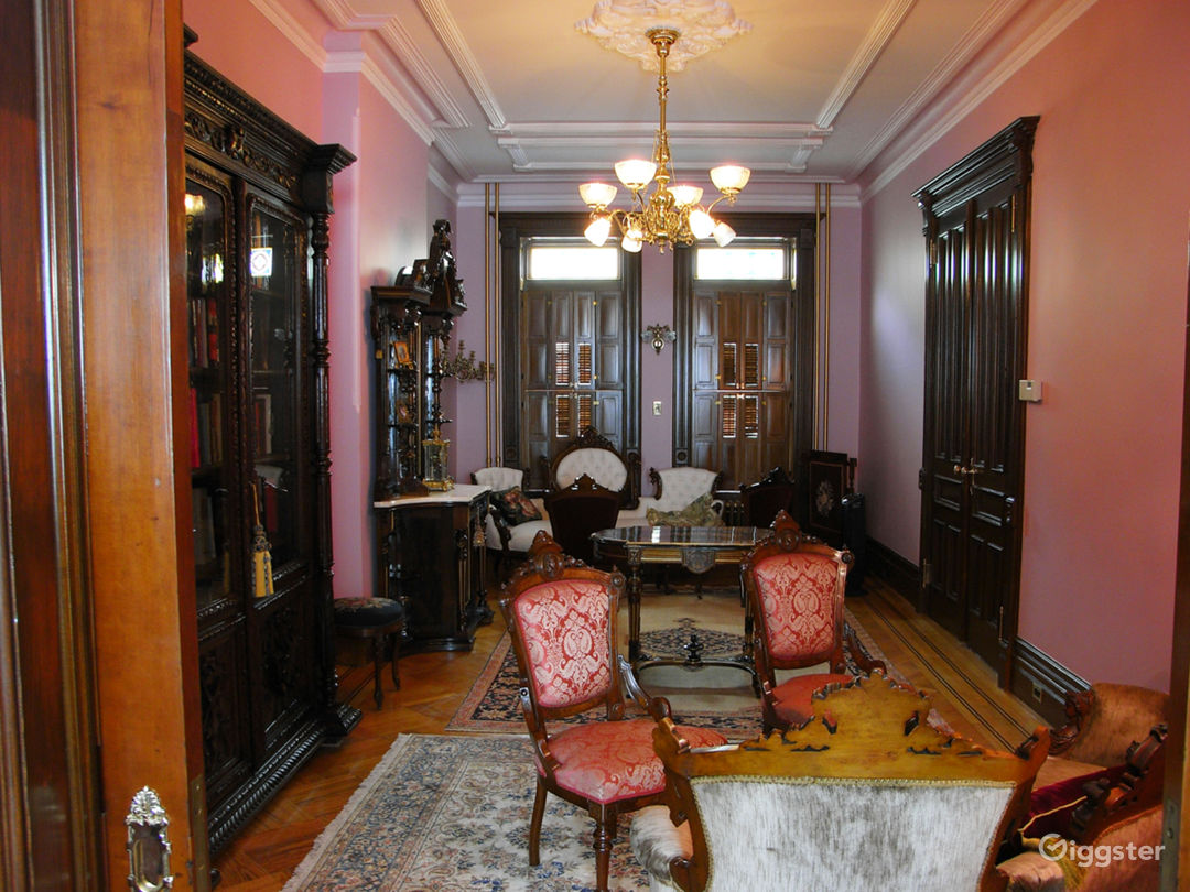 Formal Front Parlor