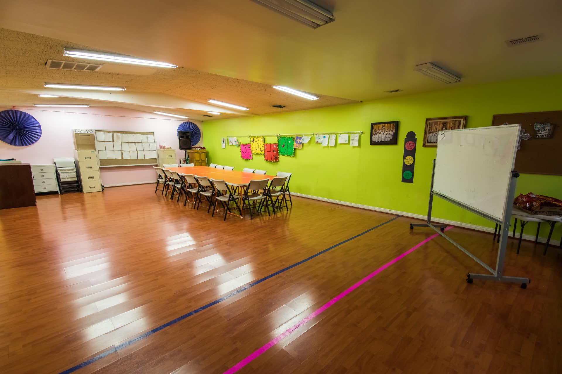 Class venues