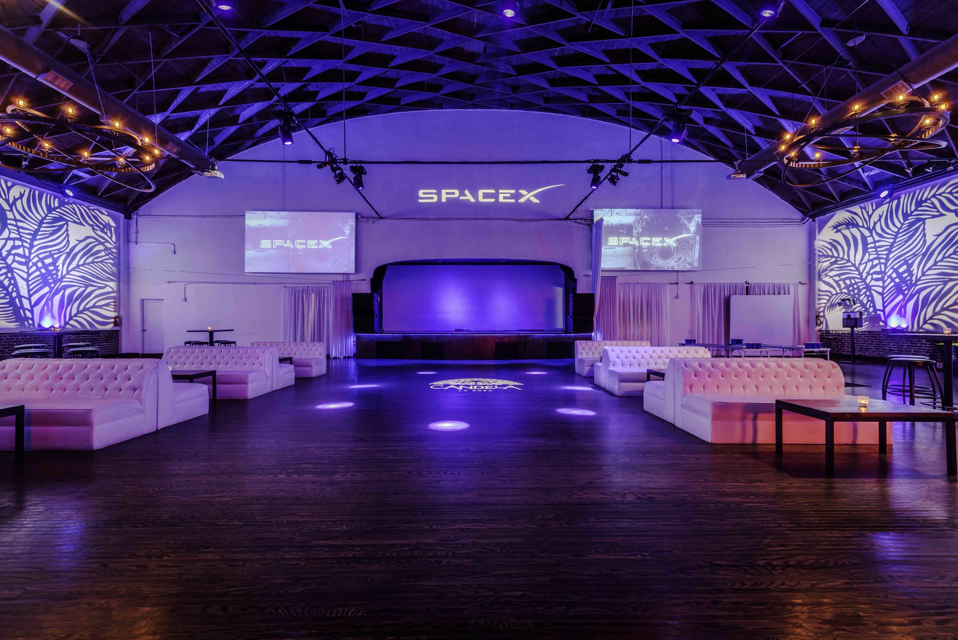 Company Party spaces